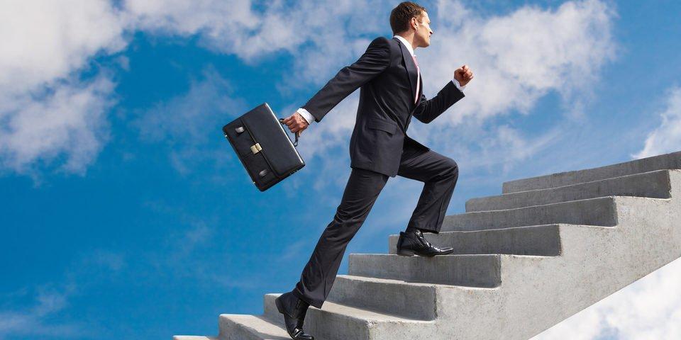 Die Beförderung ist ein positives Signal. Foto: pantheremedia.net/pressmaster
