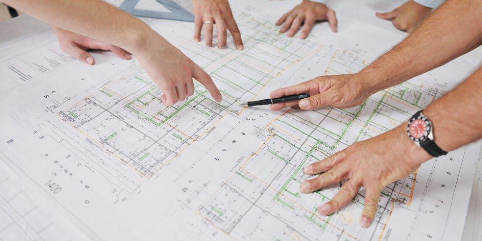 Für das Berufsfeld Projektmanagement kann ein guter fachlicher Hintergrund nicht schade.