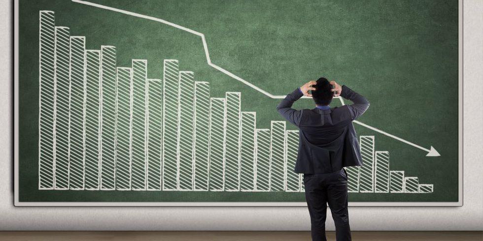 Stellenwechsel: In der Rezession gut abwägen.