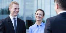 Small Talk kann Ingenieuren als großer Karrierefaktor dienen