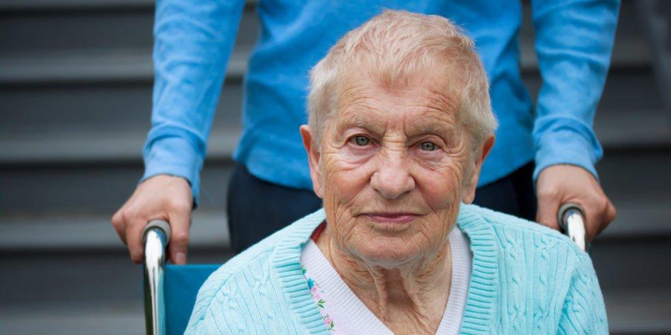 Bei pflegebedürftigen Angehörigen gilt das Pflegezeitgesetz.