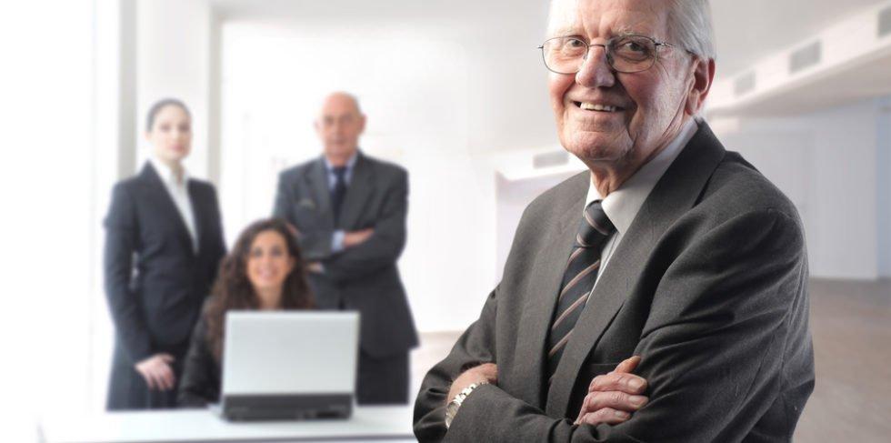 Grund für Optimismus: Risikomanagement sichert Betriebspensionen.