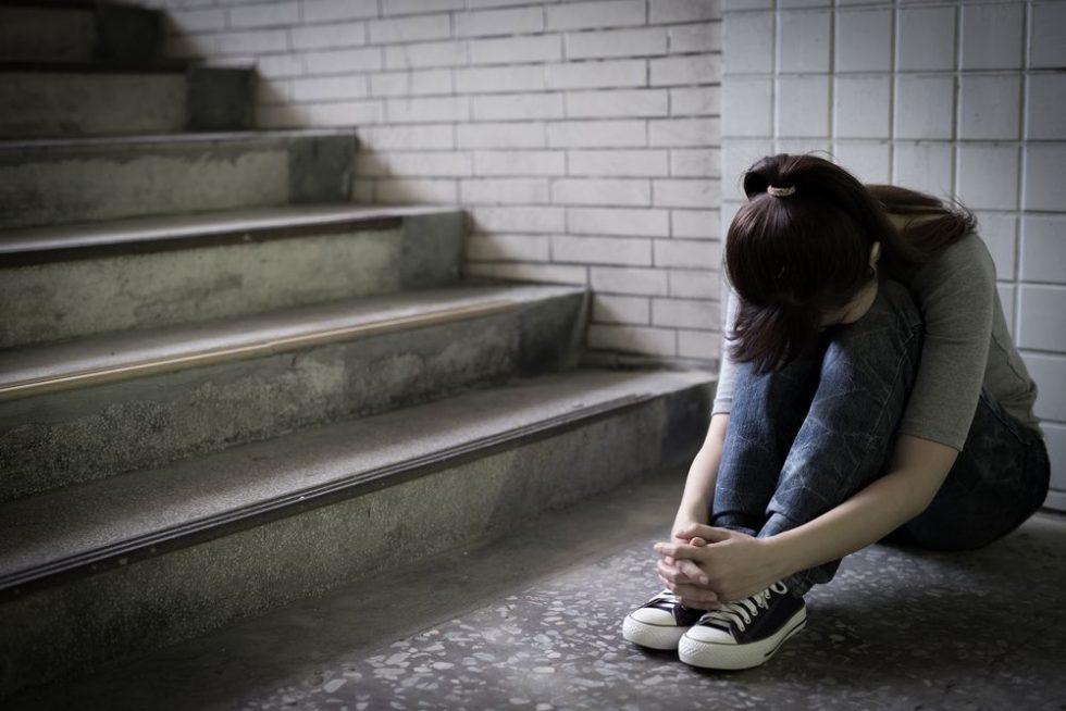 Viele junge Menschen verzweifeln heutzutage schneller.