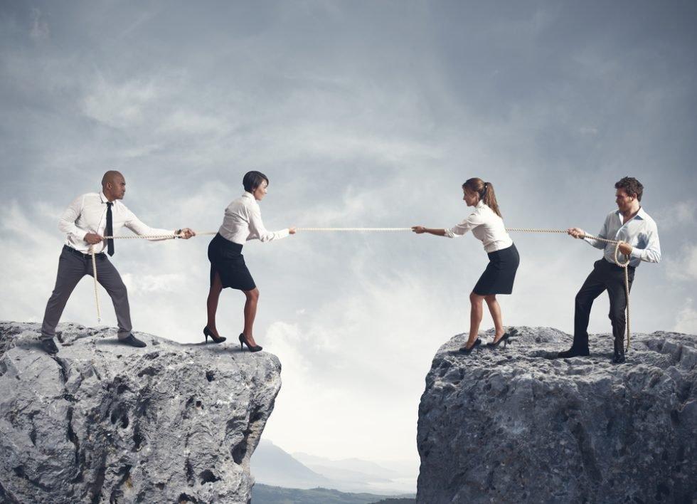Konfliktmanagement: Die eigene Gedankenwelt infrage stellen.