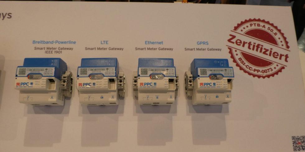 Smart Meter des deutschen Herstellers Power Plus