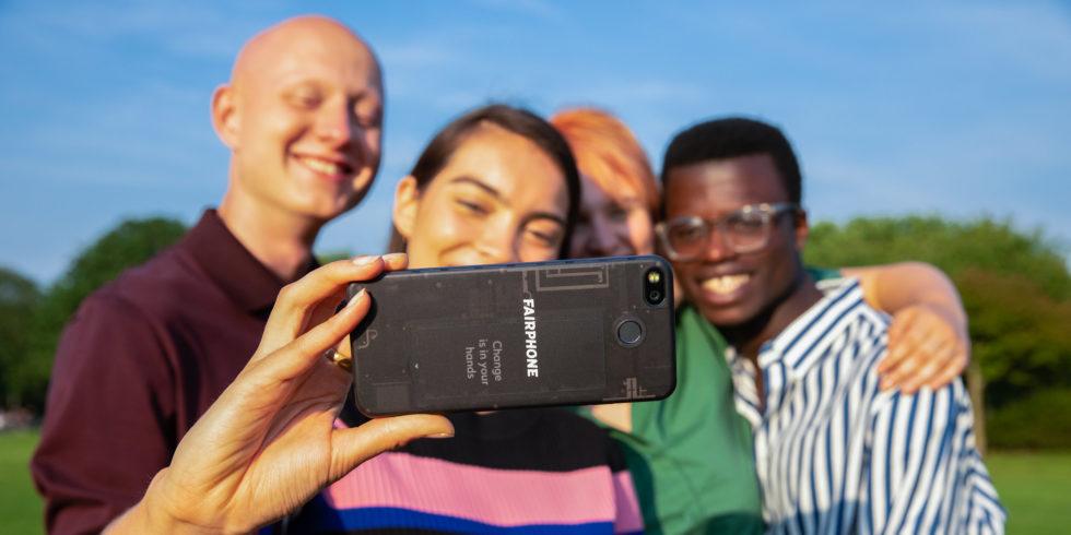 Das Fairphone 3 kommt ab September in den Handel. Foto: Fairphone