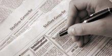 Gefährdete Ingenieure sollten den Arbeitsmarkt beobachten