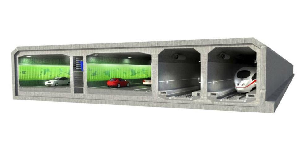 Fehmarnbelttunnel noch teurer: Grüne für Rückzug