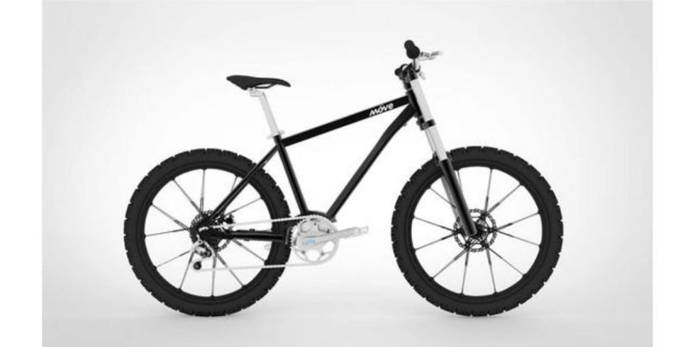 Cyfly von Möve Bikes nutzt Muskelkraft des Radlers effizienter