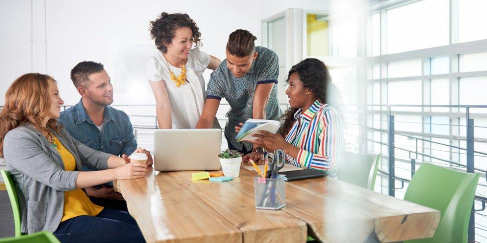 Je kleiner das Unternehmen ist, desto übergreifender müssen Mitarbeiter denken und arbeiten.