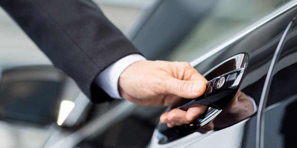 Downsizing beim Firmenwagen tut auch der Umwelt gut.