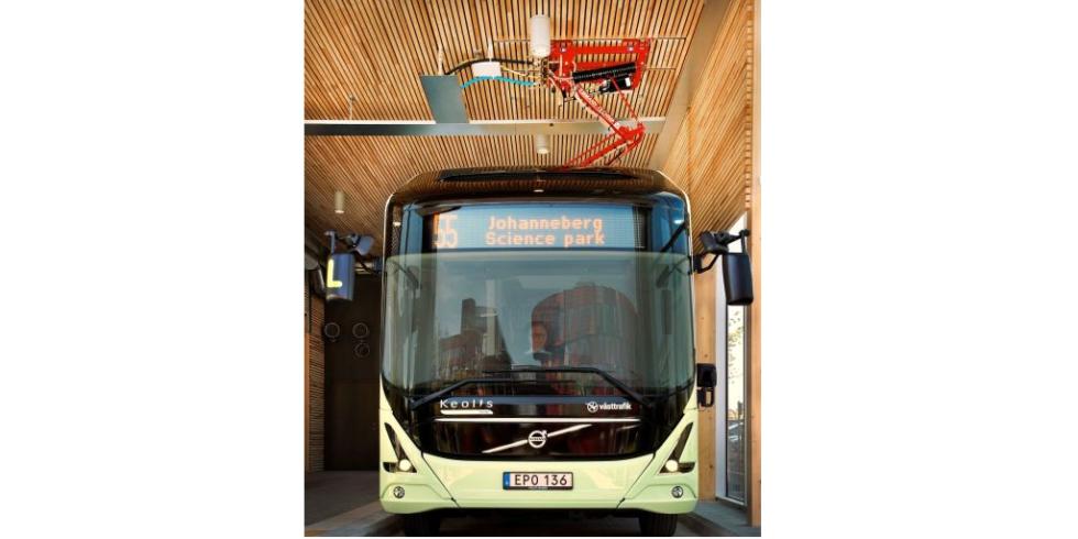 Göteborg setzt auf Elektrobusse im Linienverkehr