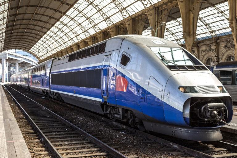 Der TGV. Foto: panthermedia.net/bloodua