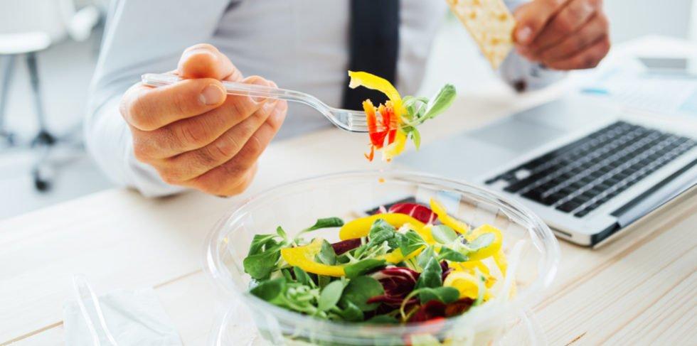 Gesunde Ernährung: Der Speiseplan sollte abwechslungsreich sein. Foto: panthermedia.net/stockasso