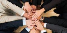 Teamgeist und sichere Arbeitsplätze