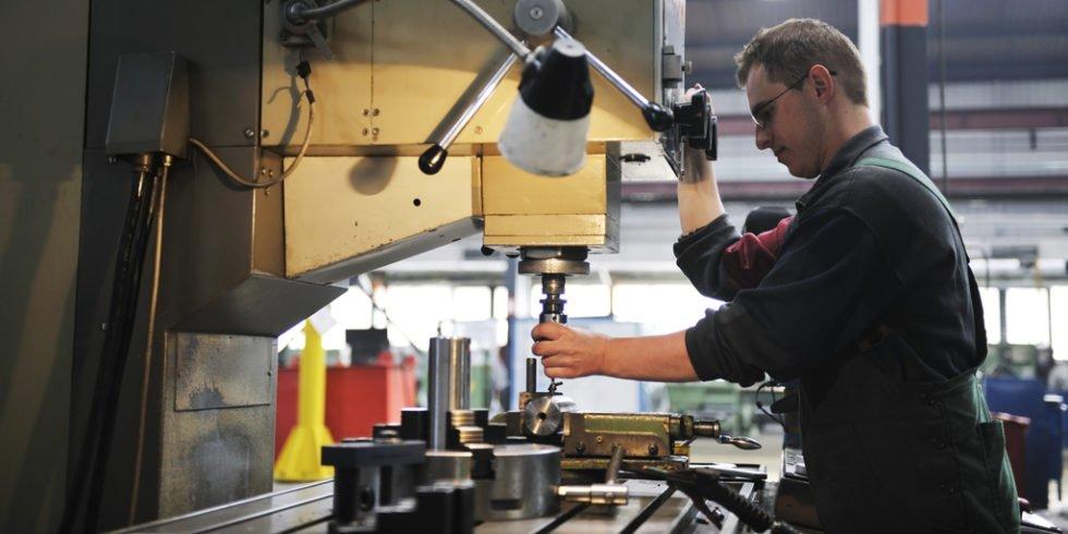 Weiter im Trend: Der Maschinenbau!