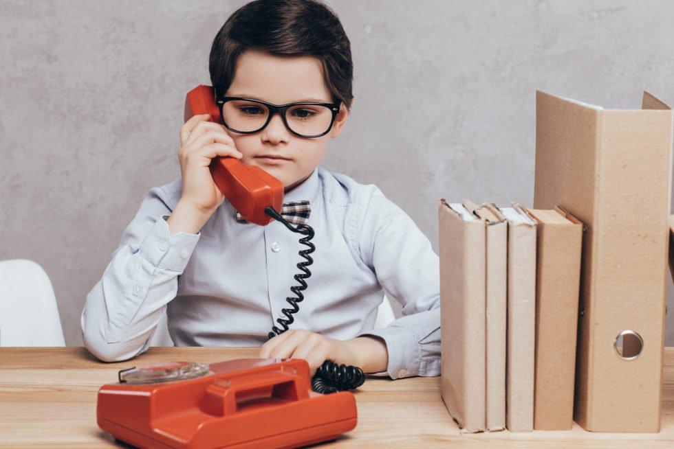 Auch beim Telefoninterview macht man sich ein Bild vom Bewerber.