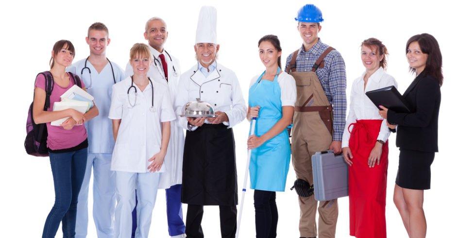 Bei Arbeitskleidung sind Umkleidezeiten und Kostenübernahme zu klären!