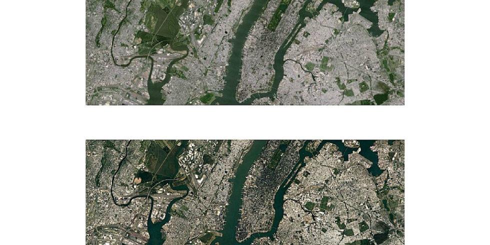 Google Earth ist jetzt so scharf wie noch nie