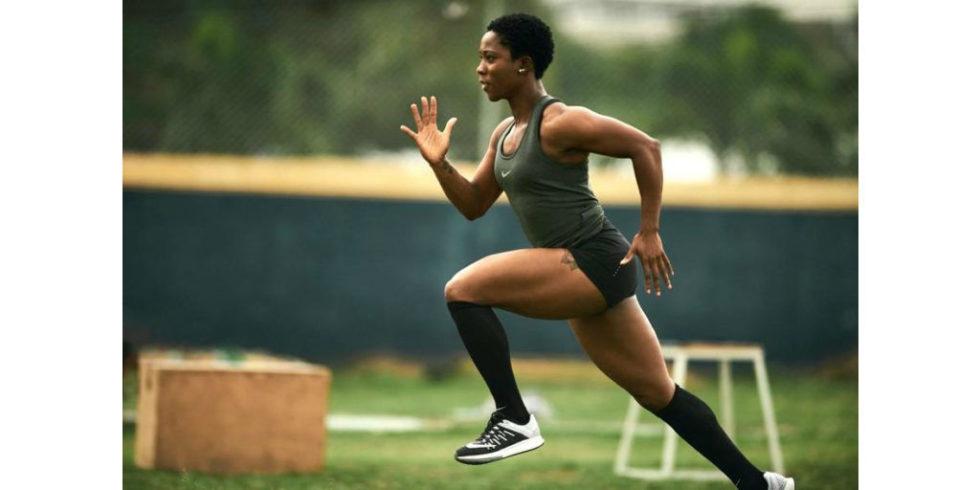 Sprinterin aus Jamaika soll bei Olympia wie ein Flummy flitzen