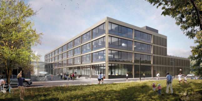 Fakultät für Elektrotechnik an der TU München