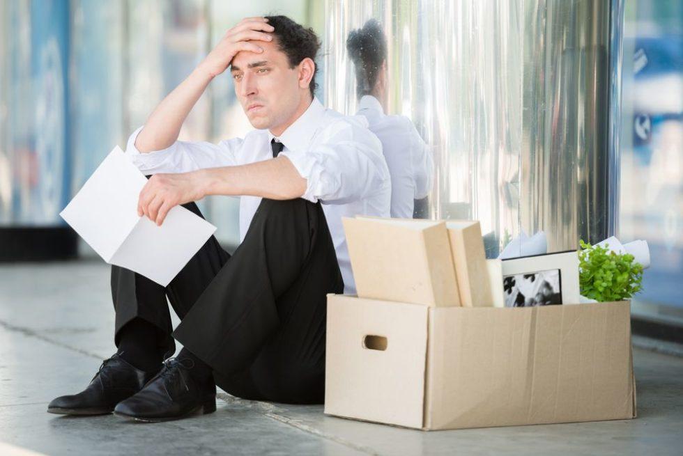 Länger arbeitslos zu sein ist ein Makel.