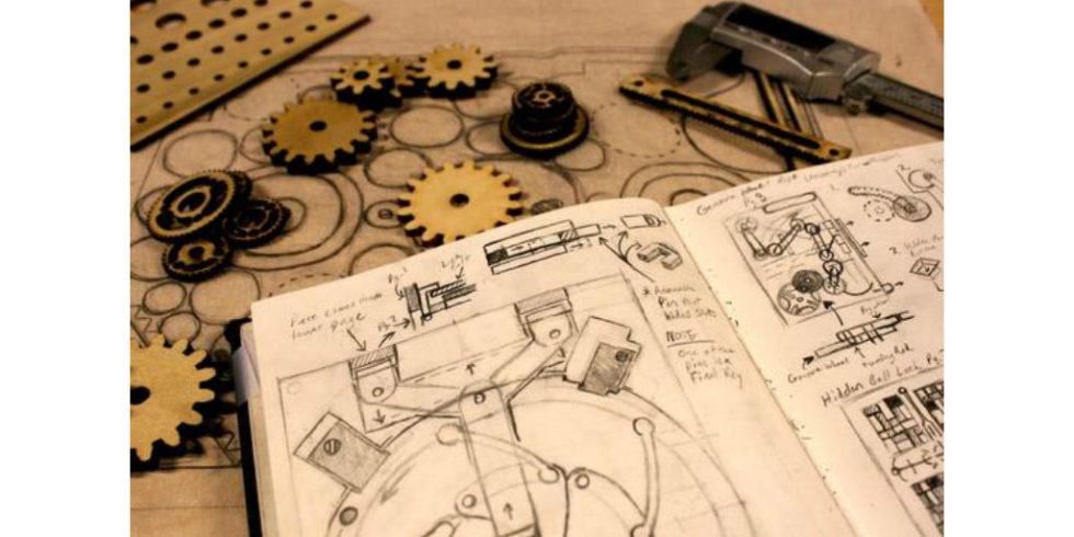 Kniffelig für Ingenieure: Dieses Puzzle würde da Vinci lieben