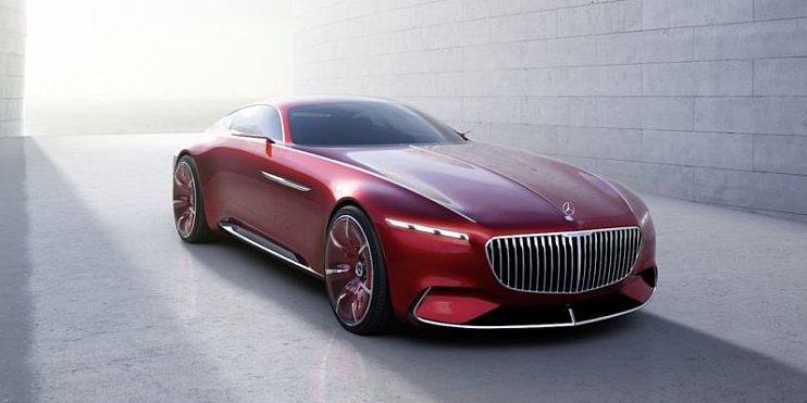 Dieser Luxus-Daimler ist ein Traum – und ein Elektroauto
