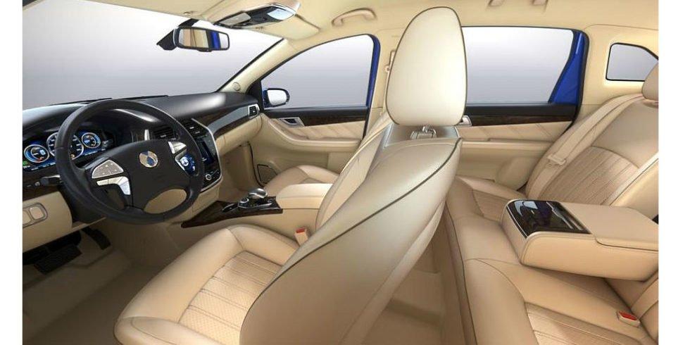 In China läuft ein Elektro-Benz 400 km weit. Warum?