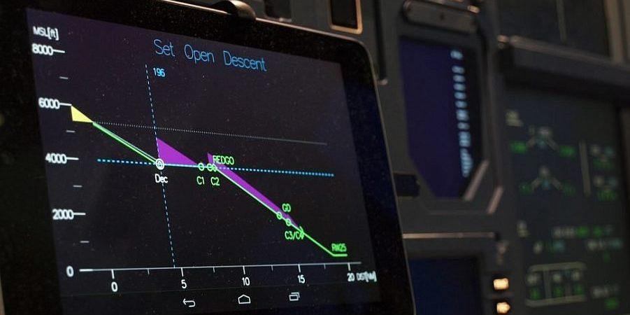 Lande-Navi für Piloten sorgt für leisere Landungen