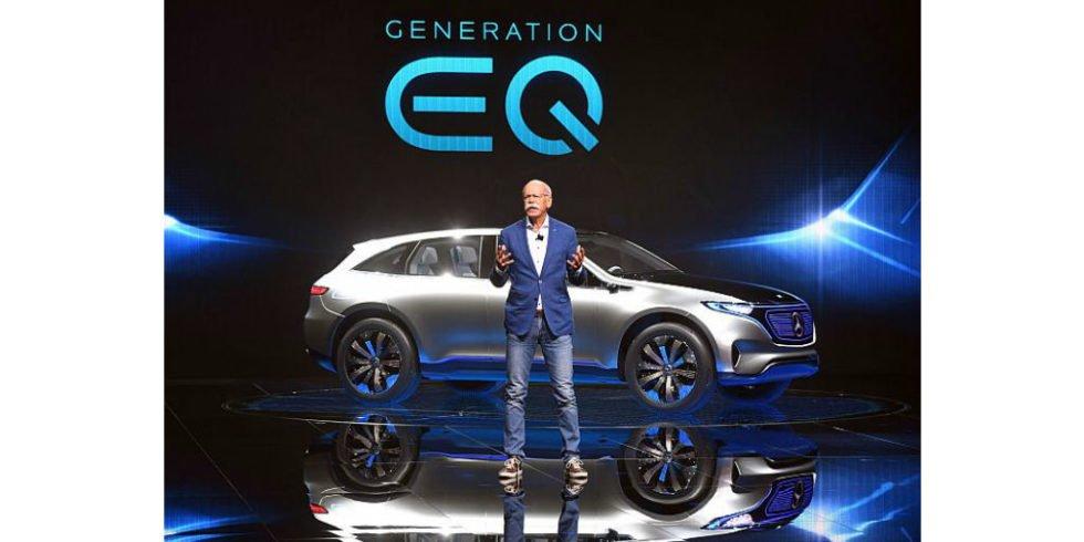 Das sind die neuen Elektroautos auf dem Autosalon Paris