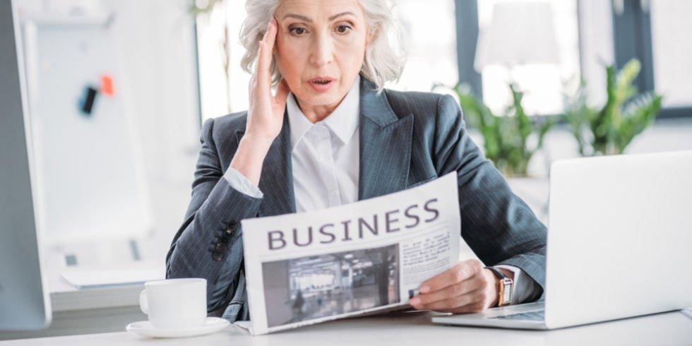 Ab 50 kann man mit keinen hohen Karrieresprüngen mehr rechnen, aber dafür mit einem relativ sicherem Job!
