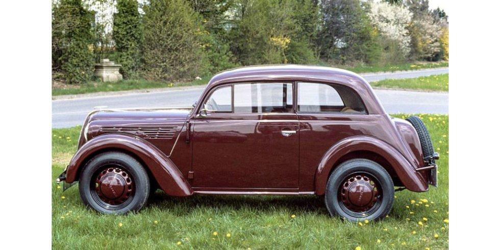 Opel Kadett feiert 80. Geburtstag