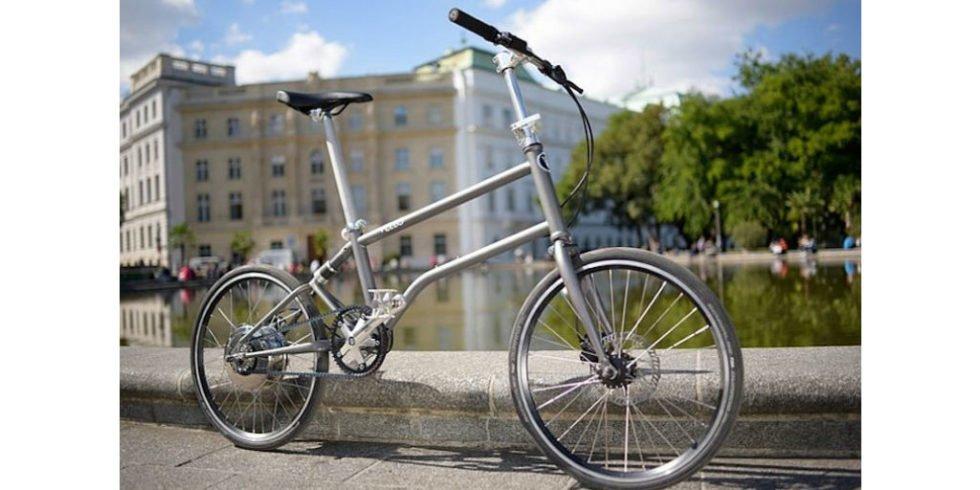 Faltrad Vello gewinnt Bundespreis