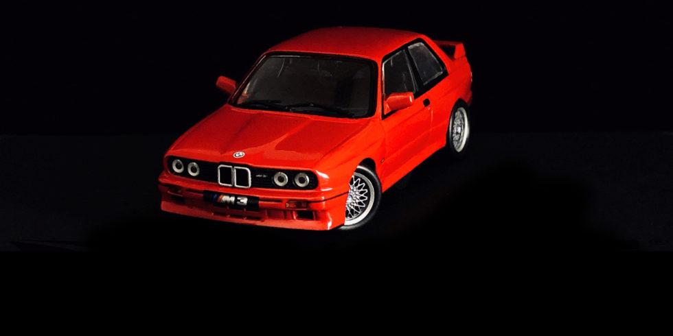 Der BMW E30 M3 von Sturmkind