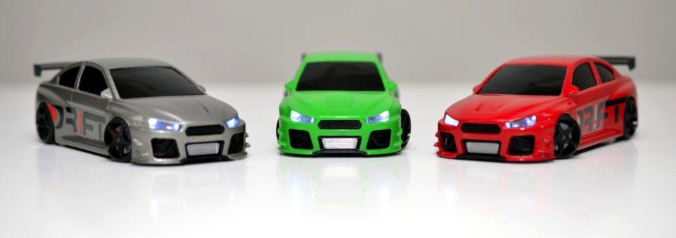 Grünes Modell Dr!ft-Racer