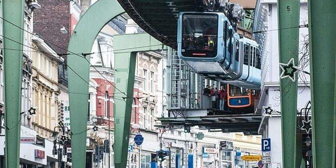 Mehr PS für die neue Generation der Wuppertaler Schwebebahn