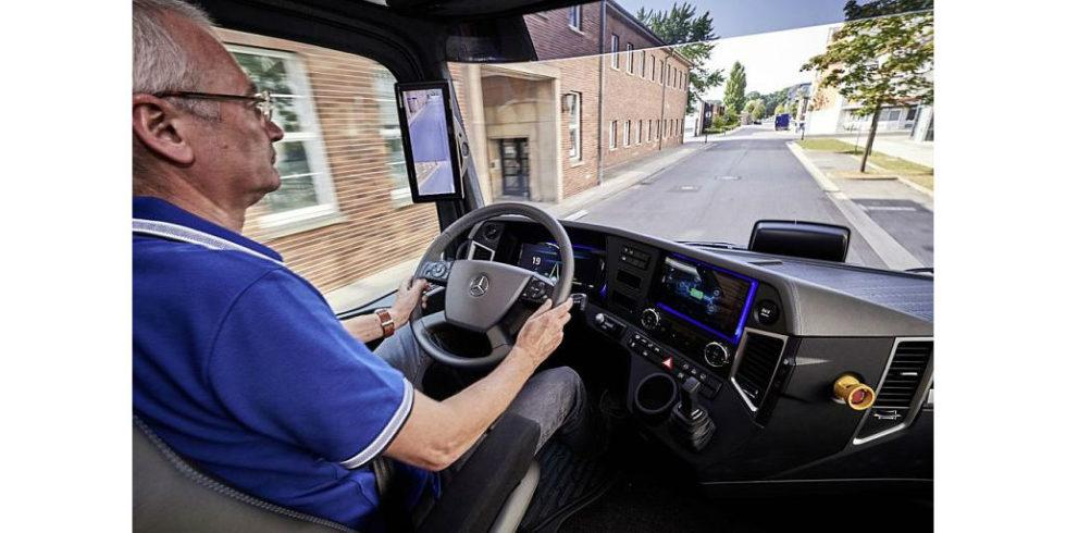 Mercedes futuristischer Urban eTruck geht in Serie