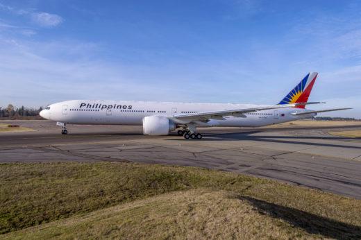 Die Boeing 777-300ER. Foto: Boeing