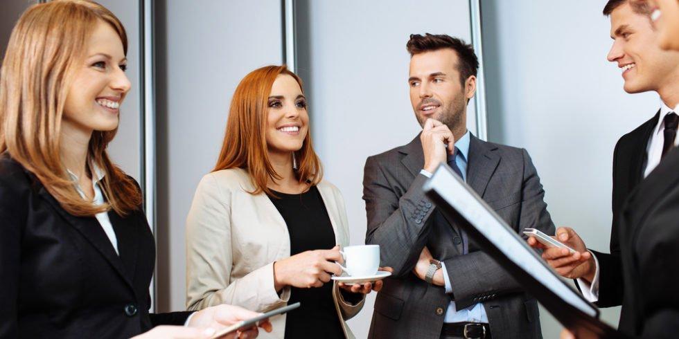 Networking ist einer der wichtigsten Punkte beim Karriereaufstieg, deshalb: Auch Ingenieure brauchen soft-skills!