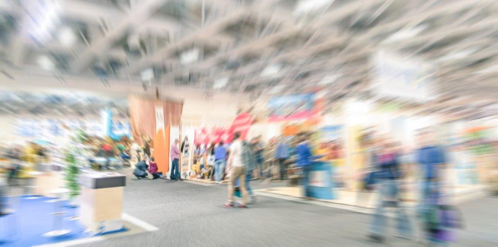 Messen sind der ideale Ort für eine erfolgreiche Bewerbung. Foto: panthermedia.net/ViewApart