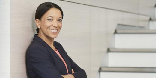 Janina Kugel, Chief Human Resources Officer und Mitglied des Vorstands der Siemens AG