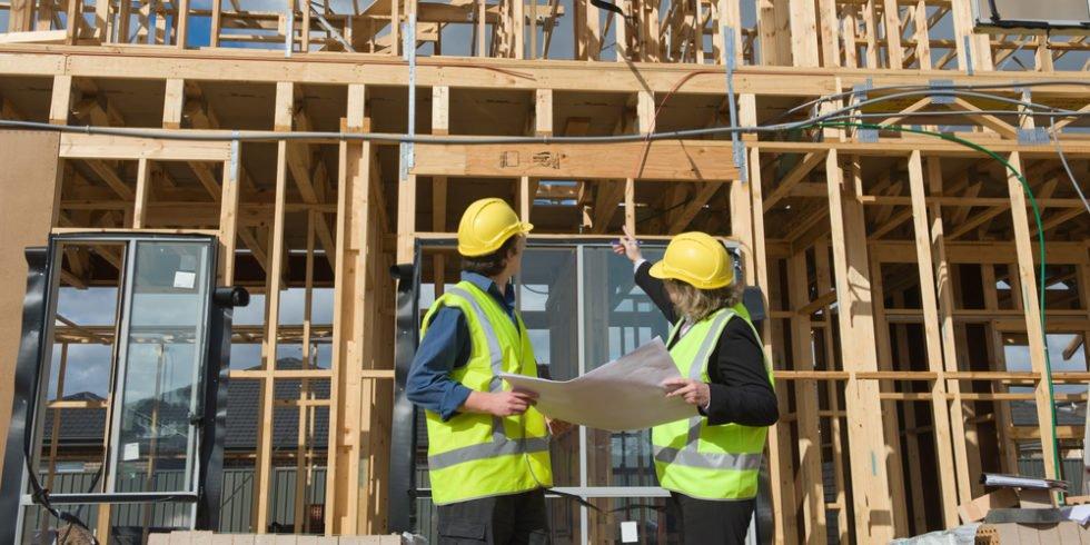 Die Bauingenieurin holt auf: Kaum ein anderer Ingenieurzweig zieht so viele Frauen an wie das Bauingenieurwesen.