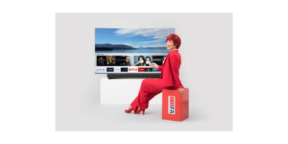 Fernseher mit smarten Funktionen stehen bei den Deutschen hoch im Kurs, wie eine Marktanalyse im Vorfeld der Internationalen Funkausstellung (IFA) in Berlin zeigt.