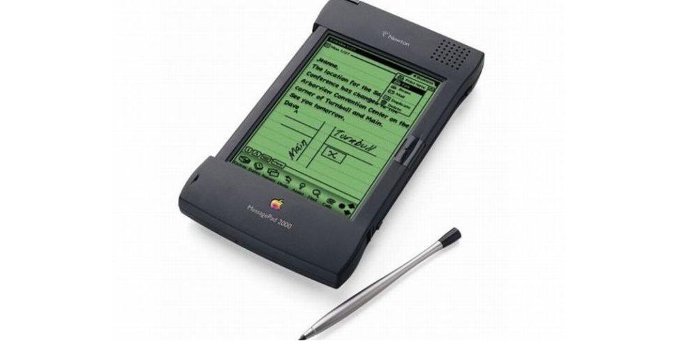 DasApple Newton Messagepad war zwar teuer, aber es funktionierte nicht nach Plan.