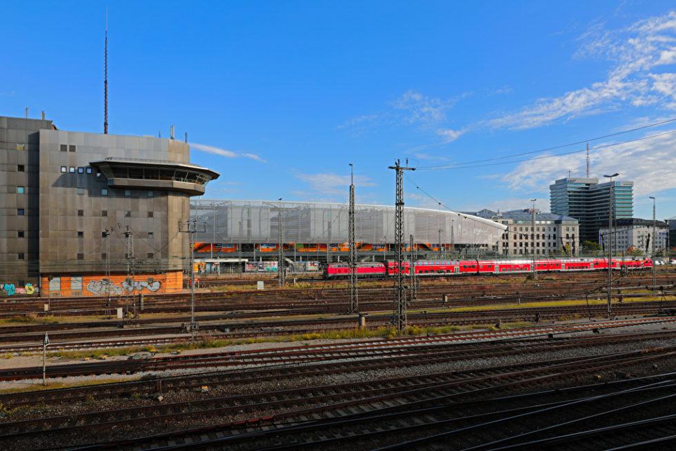 Zentralstellwerk München