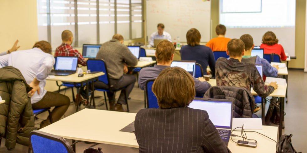 Weiterbildung ist besonders im Zeitalter der Digitalisierung unabdingbar.