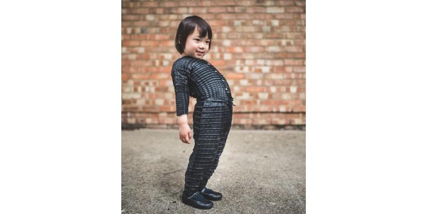 Diese Klamotten wachsen mit Ihrem Kind mit