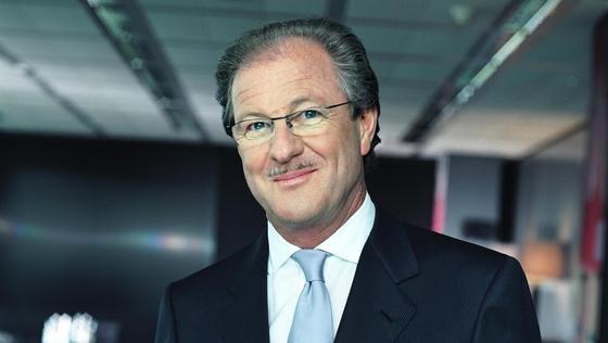 Schirmherr Wolfgang Reitzle lobt denInnovationspreiswettbewerb.