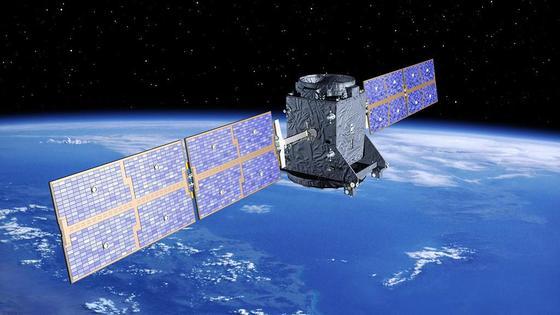 Satellitenortung in der Agrartechnik.